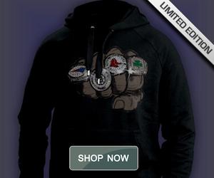 Ring City hoodie