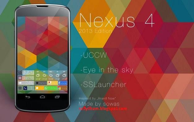 Nexus 4 Segera Luncurkan Android Lollipop
