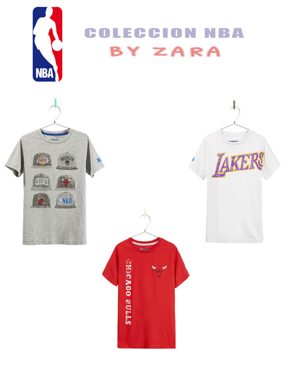 camiseta nba zara
