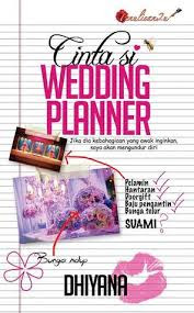 Drama Cinta Si Wedding Adaptasi Novel