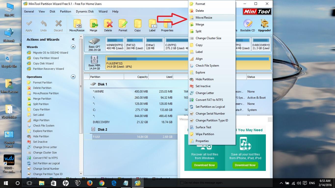 Как создать ISO образ диска из файлов или папок и записать его на флешку 34