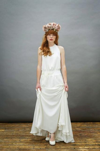 Increibles vestidos de novias | Moda y Tendencia Retro