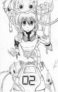 Androide (desenho)