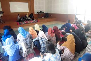 Workshop Kepenulisan Karya Tulis Ilmiah 2015