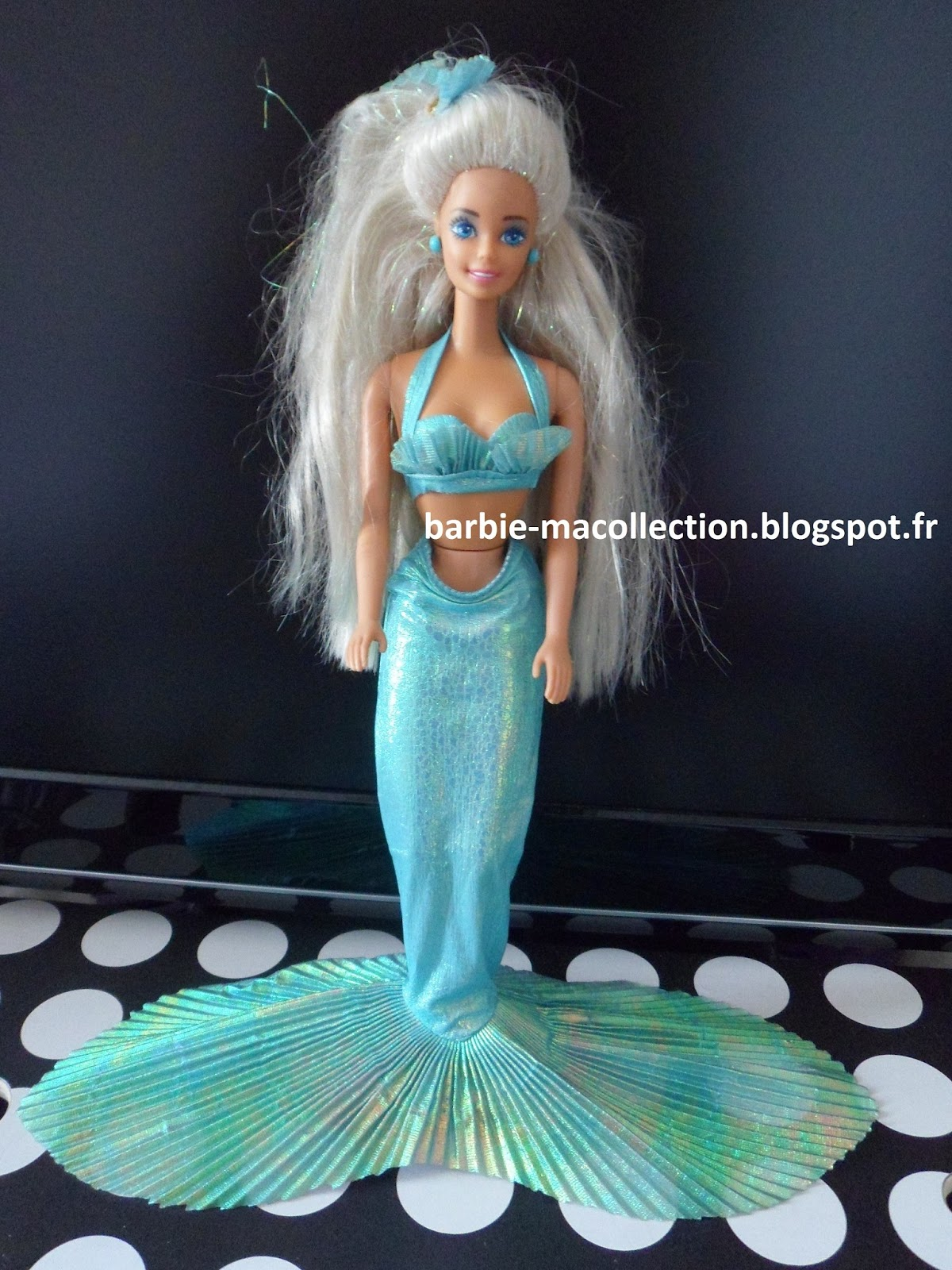 Ma collection de barbie - Barbie barbie sirene ...