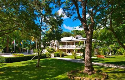 Bellevue Plantation House