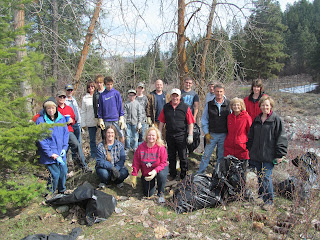 2013 River Clean-up