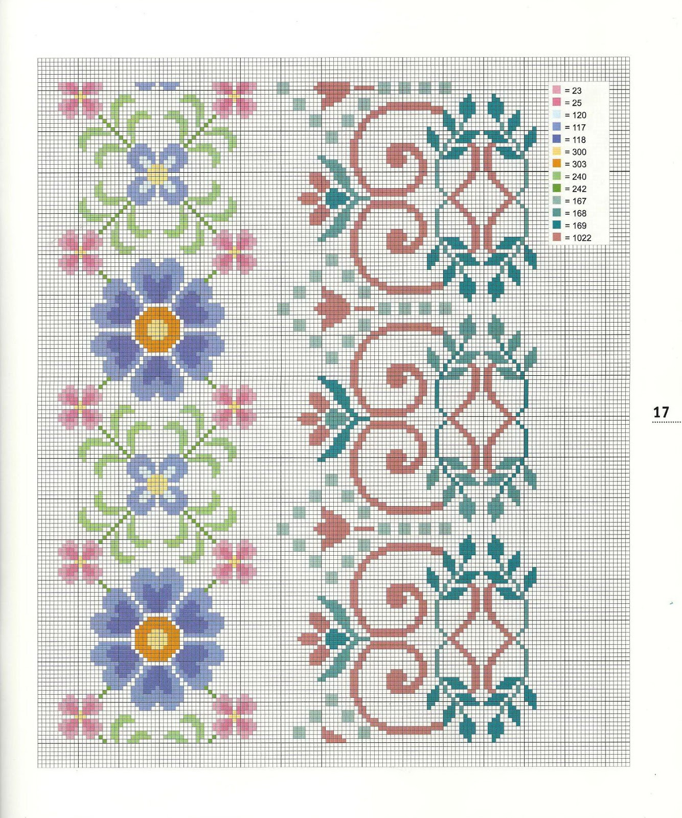 Вышивка орнаменты схемы и фото