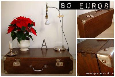 comprar maleta antigua online