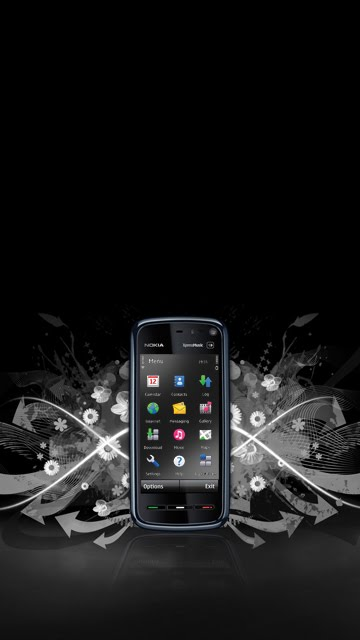 Nokia 5800 Xpressmusic 360x640 Hot Wallpapers Software 4 Mobiles