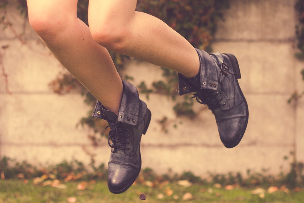 Back to Uni Style - Boots