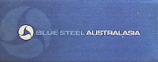 Baja Ringan Blue Steel Australasia