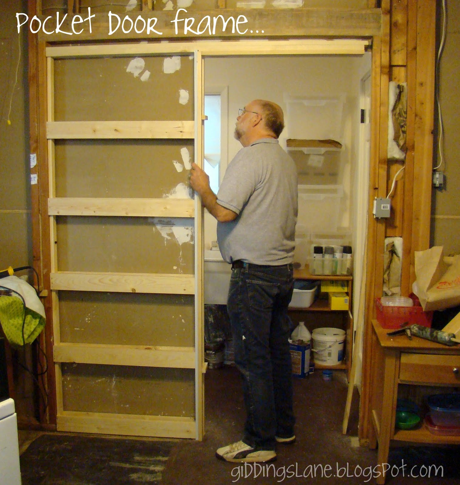 Door Frame: What Is A Pocket Door Frame