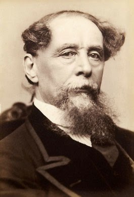 Imagen del escritor Charles Dickens
