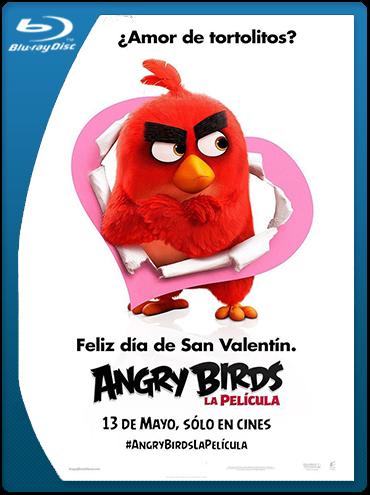Angry Birds: La Película (2016) BrRip 1080p Latino