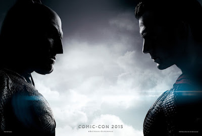 San Diego Comic-Con 2015 Exclusive Batman v Superman: Dawn of Justice Teaser Movie Poster