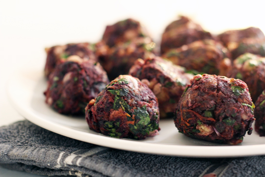 vegan balls recipe