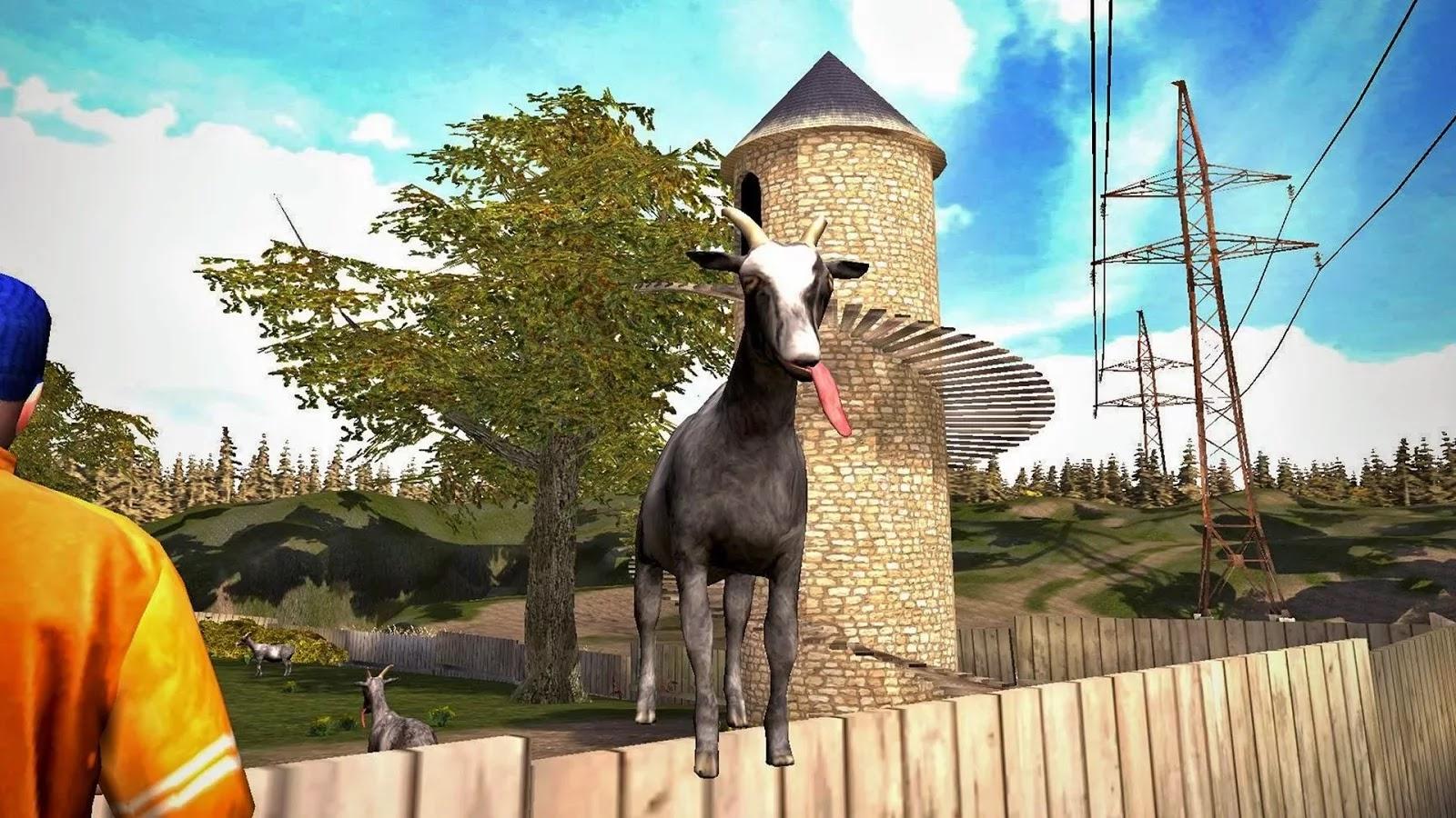 Goat Simulator v1.0.8