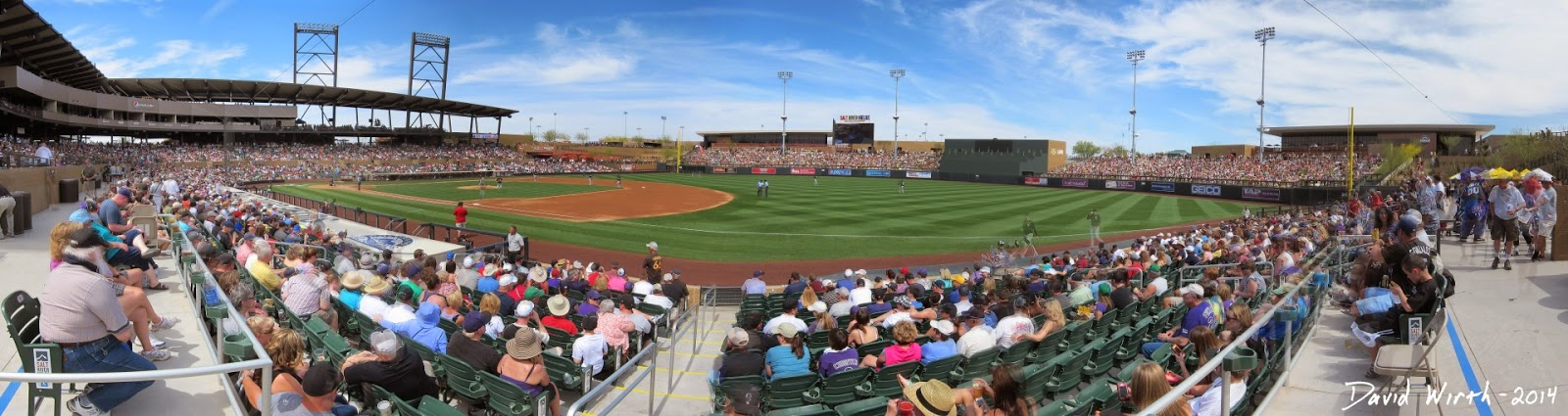 salt river field, scottsdale arizona
