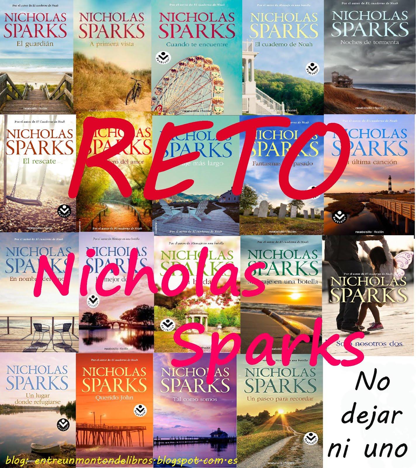 Reto Nicholas Sparks