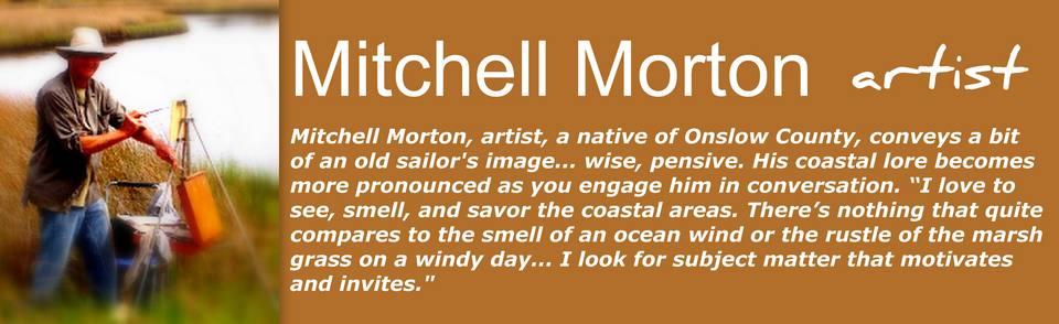Mitchell Morton ~ Artist