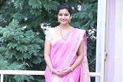 Swathi Dazzling in Pink saree-thumbnail-10