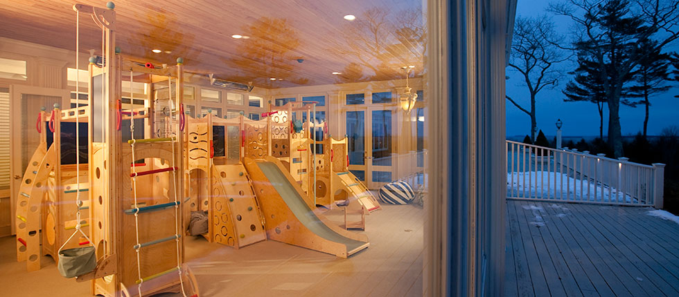 Hopskoch indoor play structures for Diy jungle gym ideas