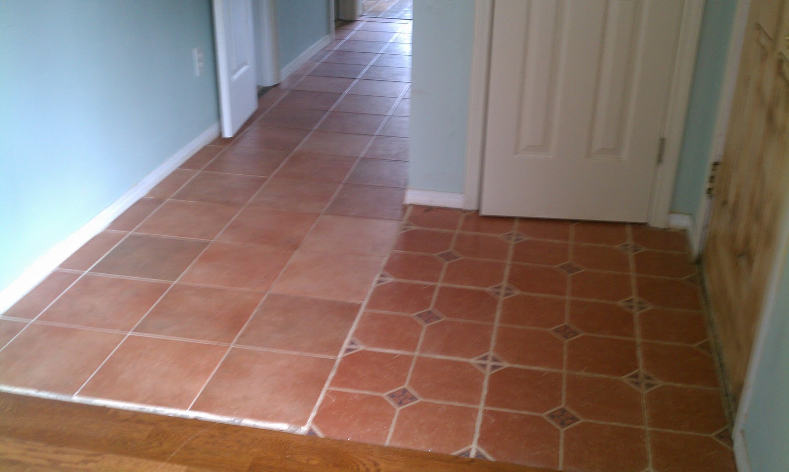 Car two llc november 2011 Different tiles in different rooms