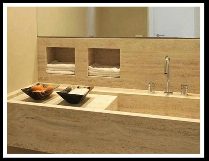 Papo Arq&Decor -> Nicho Para Banheiro Em Acrilico