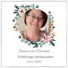 FabScraps Ambassador 2019/2020