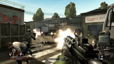 Download game Tom Clancy's Rainbow Six Vegas