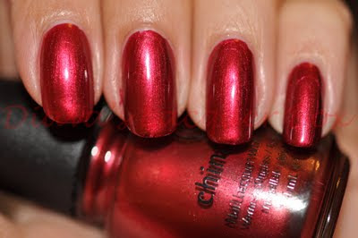 Diava\'s Lacquer Box: China Glaze Sealed With A Kiss Collection Part ...