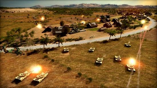 Wargame Red Dragon - Full ISO OhgameGratis ScreenShot 2