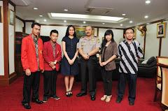 Lomba Karya Ilmiah Piala Polda Metro Jaya