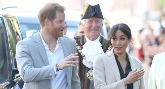 Casa Regală Britanică nu mai este ce a fost: Meghan Markle și Prințul Harry susțin comunitatea LGBT