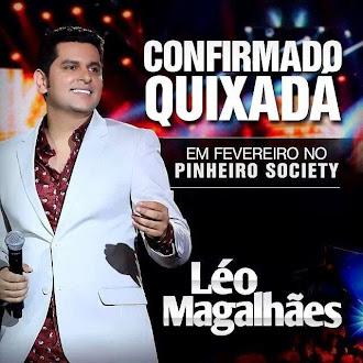 SHOW COM LÉO MAGALHÃES
