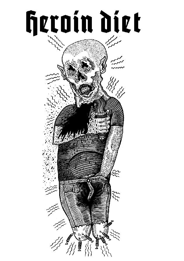 HEROIN DIET