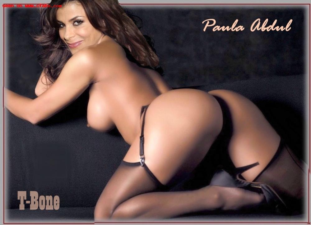Paula Abdul Fake