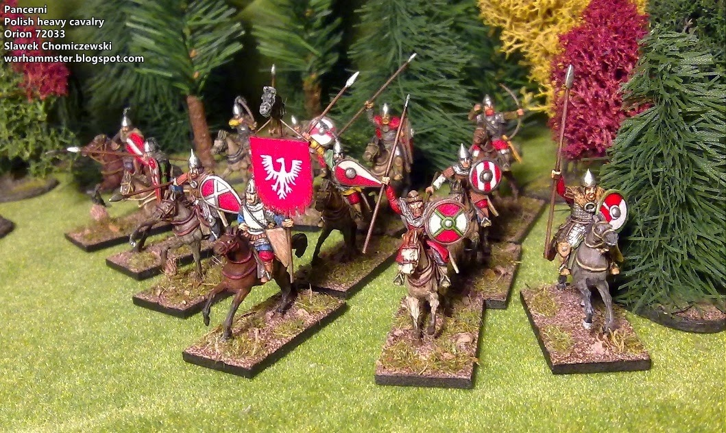 Pancerni - Polish heavy cavalry