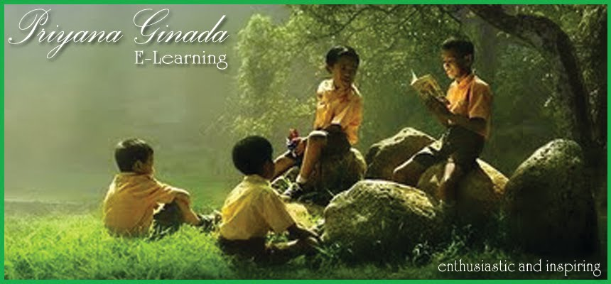"Priyana Ginada E-Learning ""enthusiastic and inspiring"""