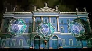 Cosa fare fuori Milano sabato 28 settembre: Kernel Mapping Cinema a Villa Tittoni Traversi Desio