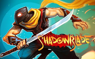 Screenshots of the Shadow blade for Android tablet, phone.