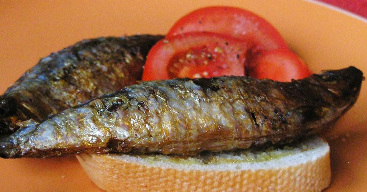 La cocina con cari o sardinas a la plancha - Como cocinar sardinas ...