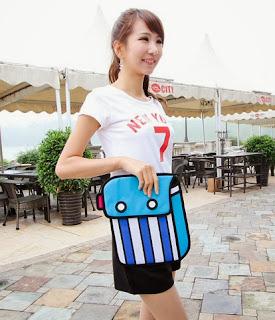 Bag Ipad 2D