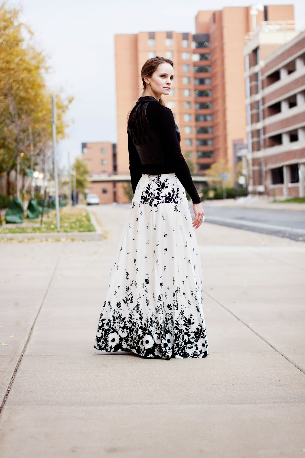 Mode-sty | modest maxi skirt full floor length muslim hijab tznius jewish mormon lds christian pentecostal stylish fashion islamic