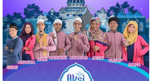 Peserta AKSI yang Mudik Tgl 06 Juli 2015 (19 Ramadhan)