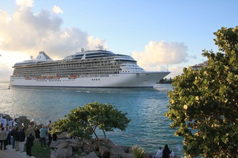 Candid Cruise & Travel Information - (877) 2GO-LUXURY: Oceania Cruises ...