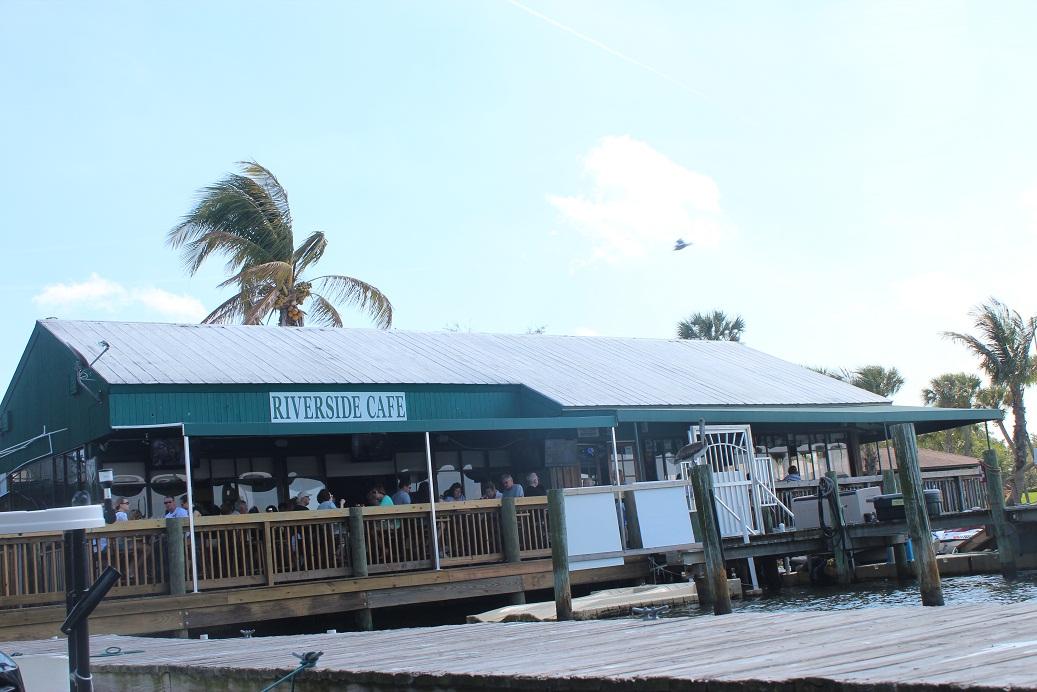 Riverside Cafe New Smyrna Beach
