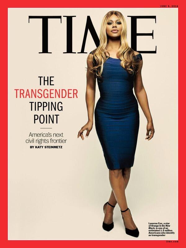 Laverne Cox icon gay