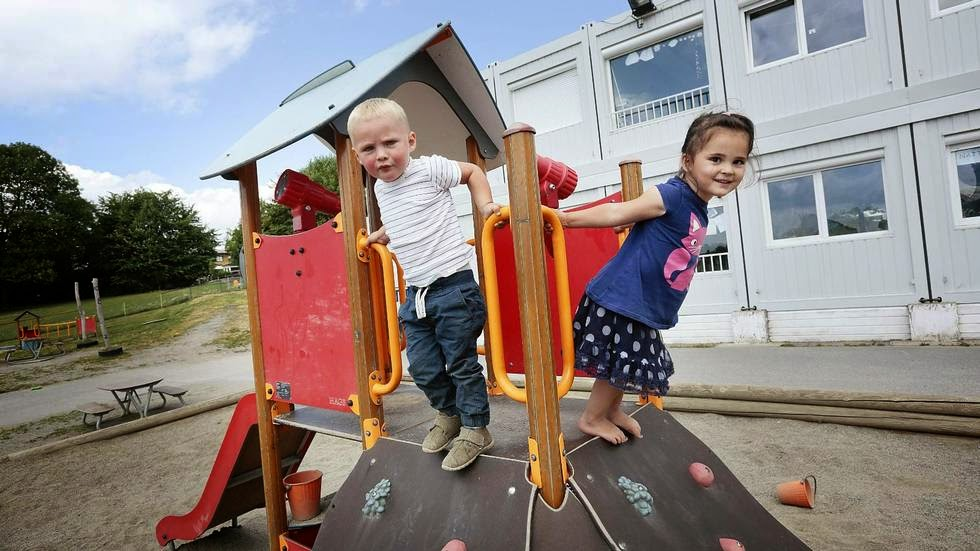 romforståelse i barnehagen